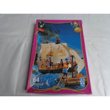 Puzzle Playmobil - Schmid 1990