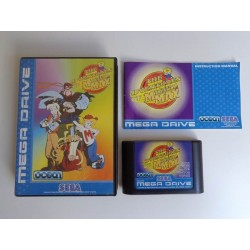 The Adventures of Mighty Max - Megadrive