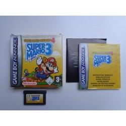 Supar Mario Advance 4 : Super Mario Bros. 3 - Game Boy Advance GBA -
