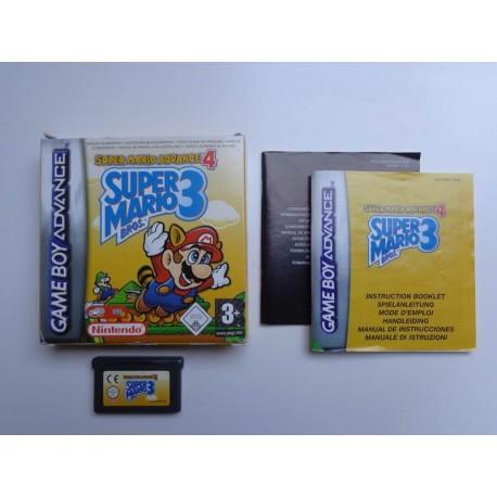 Jaquettes pour boitiers DS (jeux GB, GBC, GBA, GG...) - Page 7 Supar-mario-advance-4-super-mario-bros-3-game-boy-advance-gba-