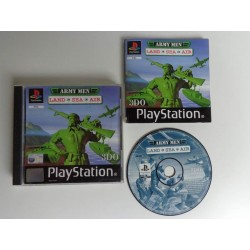 Army Men : Land Sea Air - Ps1