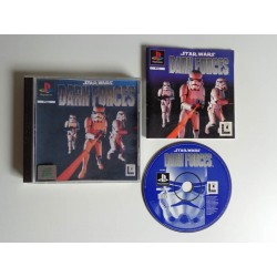 Star Wars Dark Forces - Jeu Ps1