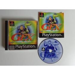 Gex contre dr Rez - Jeu Ps1