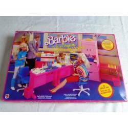 Agence de voyages Barbie - Mattel 1986