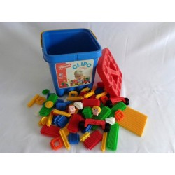 Baril Clipo Base - Playskool 1991