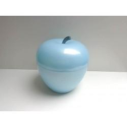 Pomme à glaçons bleue
