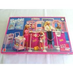 La Poste Barbie - Mattel 1994