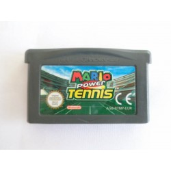 Mario Power Tennis - Jeu Game Boy Advance GBA -