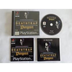 Deathtrap Dungeon - Jeu Ps1
