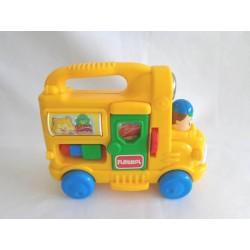 Bus d'activités Amuse Bus - Playskool 1998