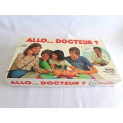 Allo... Docteur ? - Jeu Gay-Play 1981