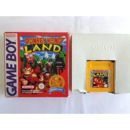 Donkey Kong Land - Jeu Game Boy en boite