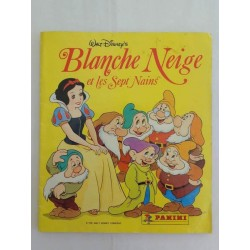 Album Panini Blanche Neige et les Sept Nains Disney Complet