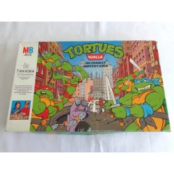 Tortues Ninja Un Combat Impitoyable - Jeu MB 1990