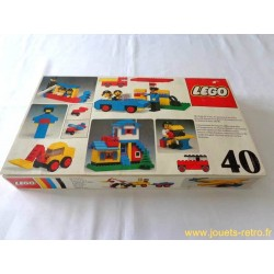 Boite Lego 40