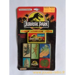 tampons encreur Jurassic Park