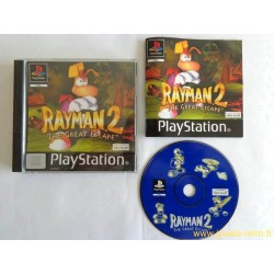 Rayman 2 The Great Escape - Jeu Ps1