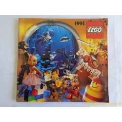 Catalogue Lego 1995