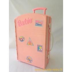 Valise Chambre de Barbie - Mattel 1995