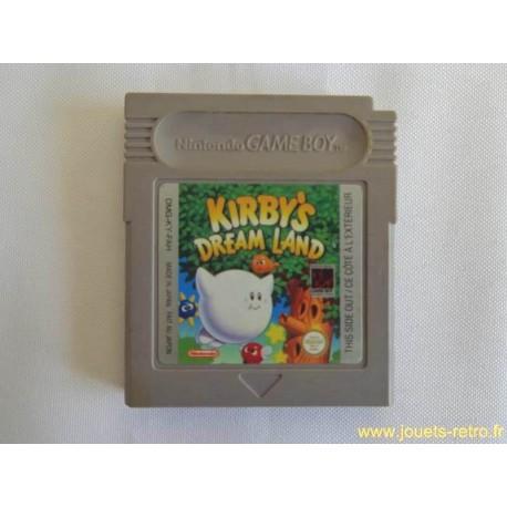 Kirby's Dream Land - Jeu Game Boy
