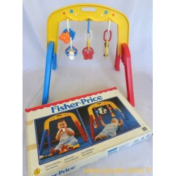 Gym'Anneaux Fisher Price 1992