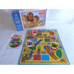 Glisser-Grimper Playskool Premiers jeux - MB 1986