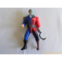 Double Face Pirate Kenner 1996
