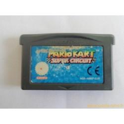 Mario Kart Super Circuit - Jeu Game Boy Advance GBA -