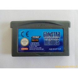 Gunstar Future Heroes - Jeu Game Boy Advance GBA