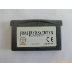 Final Fantasy Tactics Advance - Jeu Game Boy Advance GBA