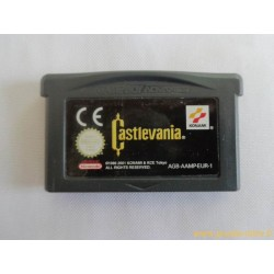Castlevania Circle of the Moon - Jeu Game Boy Advance GBA