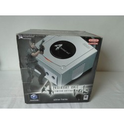 Pack Resident Evil 4 Edition Limitée - Console Game Cube