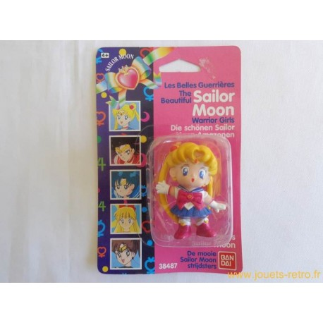Bunny figurine Sailor Moon Bandai 1992