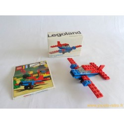 Boite Lego Legoland 609 Aeroplane