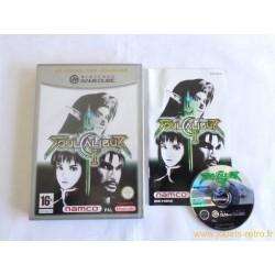 Soulcalibur II - jeu Game Cube