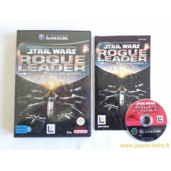Star Wars : Rogue Squadron II : Rogue Leader - jeu Game Cube
