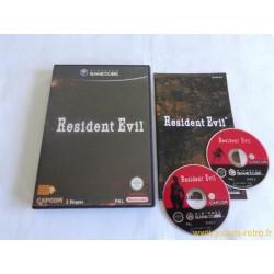 Resident Evil - Jeu Game Cube