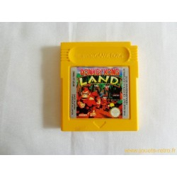 Donkey Kong Land - Jeu Game Boy
