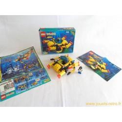 Aquanauts Aquazone Lego System 6145 1996