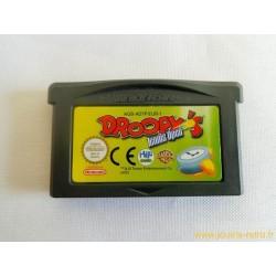 Droopy's Tennis Open - Jeu Game Boy Advance GBA