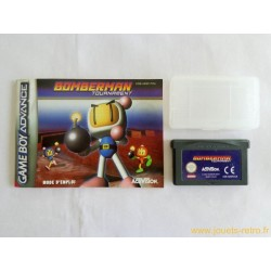 Bomberman Tournament - Jeu Game Boy Advance GBA