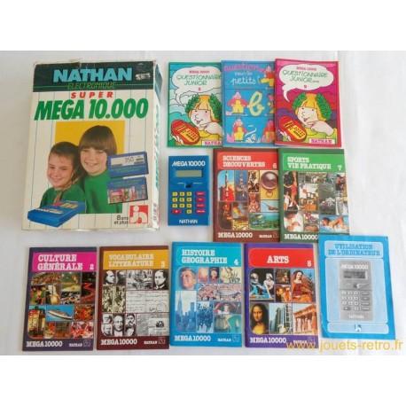 Super Mega 10000 Nathan Electronique 1984