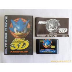 Sonic 3D Flickies' Island - Jeu Megadrive