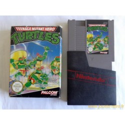 Teenage Mutant Ninja Turtles Les Tortues Ninja - Jeu NES