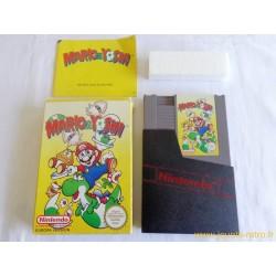 Mario & Yoshi - Jeu NES