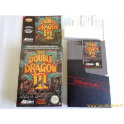 Double Dragon III : The Sacred Stones - Jeu NES