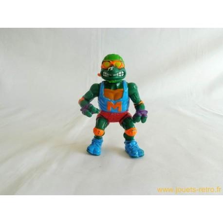 Skateboardin mike les tortues ninja 1991 jouets r tro - Tortue ninja skateboard ...