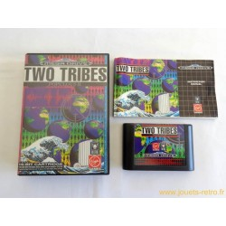 Two Tribes Populous II - Jeu Megadrive