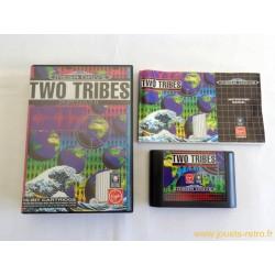 Two Tribes Populous II - Jeu Megadrive