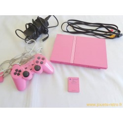 Console Sony PS2 Rose